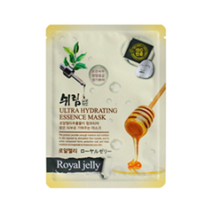 Тканевая маска Shelim Hydrating Essence Mask Royal Jelly (Объем 25 мл)
