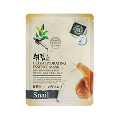 Тканевая маска Shelim Hydrating Essence Mask Snail (Объем 25 мл)