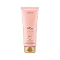 Шампунь Bonacure Oil Miracle Rose Oil Hair & Scalp Shampoo (Объем 200 мл) schwarzkopf professional bonacure oil miracle rose шампунь с маслом розы shampoo