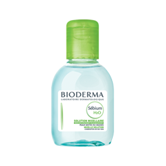 Мицеллярная вода Bioderma Sebium Solution Micellaire (Объем 100 мл)