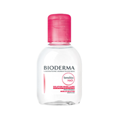 Мицеллярная вода Bioderma Sensibio H2O - Micelle Solution (Объем 100 мл)