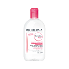 Мицеллярная вода Bioderma Sensibio H2O - Micelle Solution (Объем 500 мл)