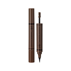 ����� Enprani ��������-���� Inkronize Dual Brow 01 (���� 01 Dark Brown)