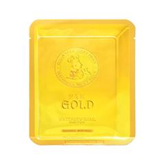 Тканевая маска Elizavecca 24k Gold Water Dew Snail (Объем 25 г)