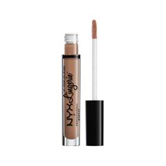 Жидкая помада NYX Professional Makeup Lip Lingerie 09 (Цвет 09 Corset variant_hex_name C0927A) nyx professional makeup жидкая губная помада lip lingerie honeymoon 01