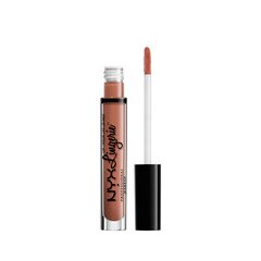 Жидкая помада NYX Professional Makeup Lip Lingerie 11 (Цвет 11 Baby Doll variant_hex_name C28978) помады nyx professional makeup жидкая губная помада lip lingerie ruffle trim