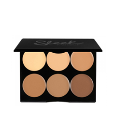 Корректор Sleek MakeUP Cream Contour Kit Medium (Цвет Medium variant_hex_name E6B17F)