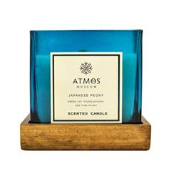 Ароматическая свеча Atmos Japanese Peony (Объем 200 г)