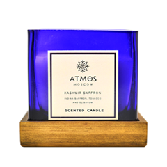 Ароматическая свеча Atmos Kashmir Saffron (Объем 200 г)