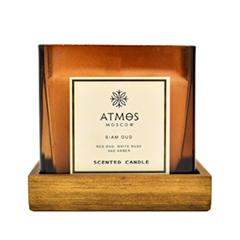 Ароматическая свеча Atmos Siam Oud (Объем 200 г)