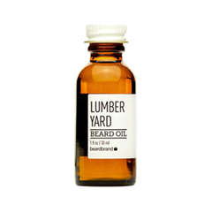 Борода и усы Beardbrand Масло для бороды Lumber Yard Beard Oil (Объем 30 мл)