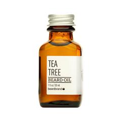 ������ � ��� Beardbrand ����� ��� ������ Tea Tree Beard Oil (����� 30 ��)