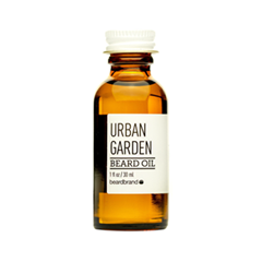 Борода и усы Beardbrand Масло для бороды Urban Garden Beard Oil (Объем 30 мл)