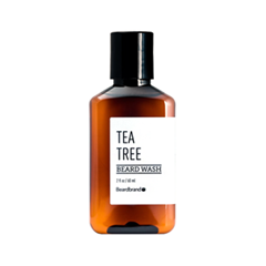 Борода и усы Beardbrand Шампунь для бороды Tea Tree Beard Wash (Объем 60 мл)