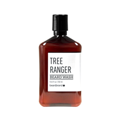 Борода и усы Beardbrand Шампунь для бороды Tree Ranger Beard Wash (Объем 250 мл)