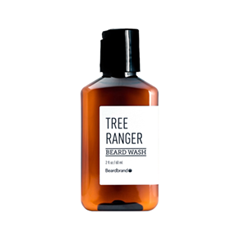 Борода и усы Beardbrand Шампунь для бороды Tree Ranger Beard Wash (Объем 60 мл)