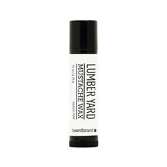 Борода и усы Beardbrand Воск для усов и бороды Lumber Yard Mustache Wax (Объем 4.25 г) воск beauty image воск в кассетах белый 145 гр