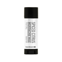 Воск для усов и бороды Spiced Citrus Mustache Wax (Объем 4.25 г)