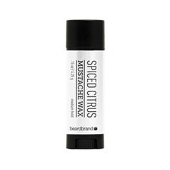 ������ � ��� Beardbrand ���� ��� ���� � ������ Spiced Citrus Mustache Wax (����� 4.25 �)