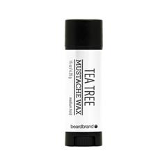������ � ��� Beardbrand ���� ��� ���� � ������ Tee Tree Mustache Wax (����� 4.25 �)
