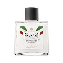 После бритья Proraso After Shave Balm - Sensitive Skin Formula (Объем 100 мл) для бритья proraso shaving foam moisturizing and nourishing formula объем 300 мл
