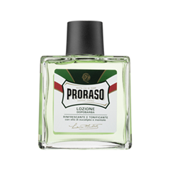 После бритья Proraso After Shave Lotion - Refreshing and Toning Formula (Объем 100 мл) для бритья proraso pre shave cream sensitive skin formula объем 100 мл