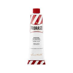 Для бритья Proraso Shaving Cream - Moisturizing and Nourishing Formula (Объем 150 мл) для бритья proraso pre shave cream sensitive skin formula объем 100 мл