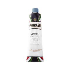 Для бритья Proraso Shaving Cream - Protective and Moisturizing Formula (Объем 150 мл) для бритья proraso shaving foam moisturizing and nourishing formula объем 300 мл