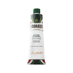 Для бритья Proraso Shaving Cream - Refreshing and Toning Formula (Объем 150 мл)