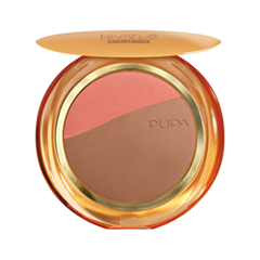 ������ Pupa ������ � ������������ ����� Blush & Bronze 003 (���� 003 Coral Bronze)