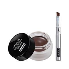 Брови Pupa Крем для бровей Eyebrow Definition Cream 003 (Цвет 003 Cocoa variant_hex_name 5B3F3C)