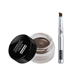 Брови Pupa Крем для бровей Eyebrow Definition Cream 004 (Цвет 004 Dark Chocalate variant_hex_name 574843)