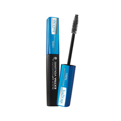 Тушь для ресниц IsaDora Build-Up Mascara Extra Volume 100% Waterproof 21 (Цвет 21 Dark Brown variant_hex_name 3C3734)