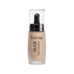 Тональная основа IsaDora Nude Super Fluid Foundation 16 (Цвет 16 Nude Almond variant_hex_name E8C4A4)