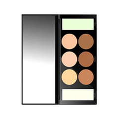 Для лица Cailyn Face Modeling Contour Palette Powder Type (Цвет Pressed Powder Type variant_hex_name FDC49D)