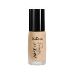 Тональная основа IsaDora Wake Up Make-Up 00 (Цвет 00 Fair variant_hex_name D49F7D)