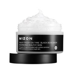 ����� Mizon Enjoy Fresh On-Time Black Bean Mask (����� 100 ��)