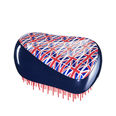 Расчески и щетки Tangle Teezer Compact Styler Cool Britannia (Цвет Cool Britannia variant_hex_name 0E1940)