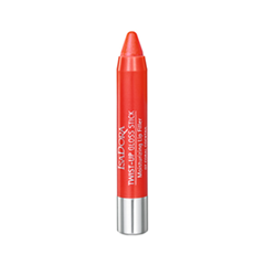 Карандаш для губ IsaDora Блеск-карандаш Twist-Up Gloss Stick 07 (Цвет 07 Coral Cocktail variant_hex_name F27573)