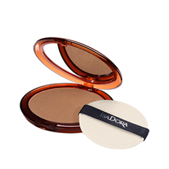 Бронзатор IsaDora Bronzing Powder 45 (Цвет 45 Highlight Tan variant_hex_name AF795A)