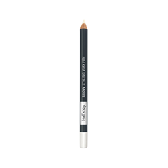 Карандаш для бровей IsaDora Brow Styling Wax Pen (Цвет Transparente variant_hex_name F6F3E9)