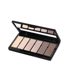 Тени для век IsaDora Eye Color Bar 60 (Цвет 60 Nude Essentials variant_hex_name DDC0B7)
