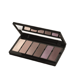 Тени для век IsaDora Eye Color Bar 61 (Цвет 61 Smoky Mauves variant_hex_name 93767B)