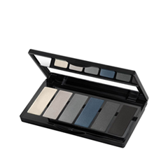 Тени для век IsaDora Eye Color Bar 64 (Цвет 64 Grey Temptation variant_hex_name 67717A)
