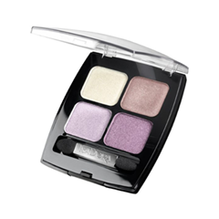 Тени для век IsaDora Eye Shadow Quartet 27 (Цвет 27 Amethyst Crystal variant_hex_name B798B2)