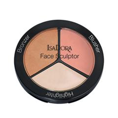 ���� IsaDora ������������������� �������� ��� ������� ���� Face Sculptor 01 (���� 01 Warm Peach)