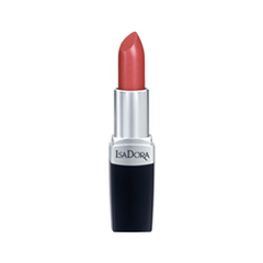 Помада IsaDora Perfect Moisture Lipstick 21 (Цвет 21 Burnished Pink variant_hex_name CE646A)