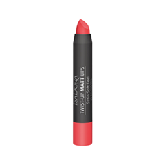 Карандаш для губ IsaDora Twist-up Matt Lips 62 (Цвет 62 Raving Red variant_hex_name FC626A)