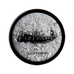 Макияж Graftobian Аквагрим ProPaint Metallic Silver Sterling (Цвет Metallic Silver Sterling variant_hex_name C7C2C6)