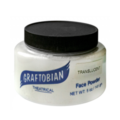 Пудра Graftobian Face Powder Translucent (Объем 20 г)